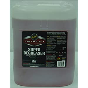 Meguiar's D10805 Super Degreaser - 5 Gallon