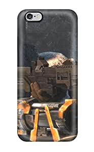 New AmandaMichaelFazio Super Strong Isaac Clarke In Dead Space 3 Tpu Case Cover For Iphone 6 Plus