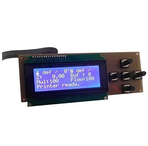 ALUNAR LCD Display for 3D printer Prusa I3 Kit , Special for...