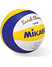 MIKASA VLS300, Beach Champ – Official Game Ball of The FIVB,Blue/Yellow