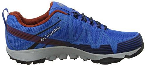 Blue Zapatillas Hombre Senderismo Azul de 426 Outdry Magic V Lux para Columbia Conspiracy qtgnz
