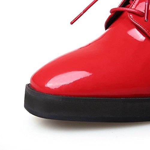 1TO9 1TO9Mms05612 - Sandalias con Cuña Mujer Red
