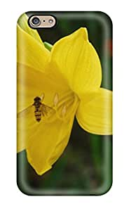 New Shockproof Protection Case Cover For Iphone 6 Yellow Flowers Case Cover