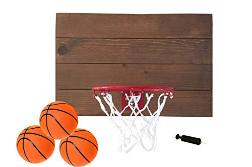 FATPLANTS Indoor Basketball Hoop