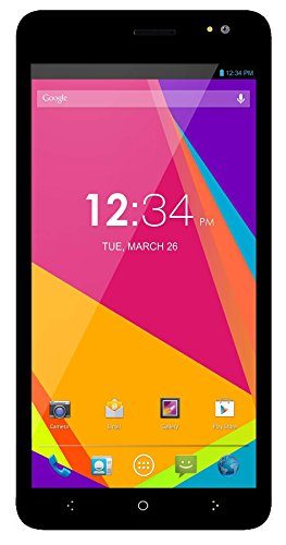 Chilli H2 4G With 5 inch Screen Android Smartphone in Black