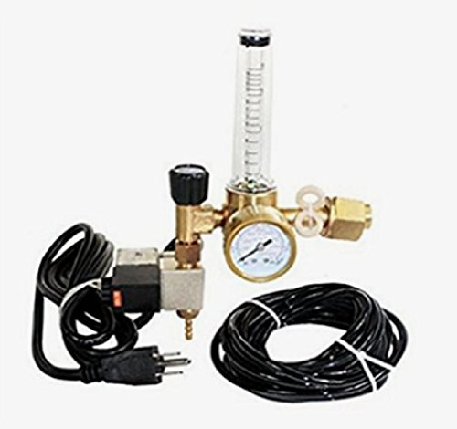 USA Premium Store Extoic CO2 Injection System Regulator Grow Room Hydroponics Flow Meter Control - Optimum Growth Co2 System
