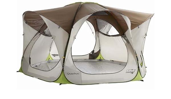 Tienda de Campaña Quechua Base Seconds XL: Amazon.es: Deportes y aire libre