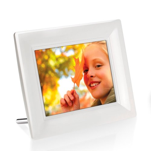 Flipboard Philips 8 Inch Lcd Photo Frame White