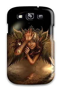 Galaxy S3 HIQGTcq3951RLeAg Autumn Nymph Tpu Silicone Gel Case Cover. Fits Galaxy S3