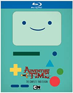 Cartoon Network: Adventure Time Season 3 [Blu-ray + Digital Copy] (Bilingual)