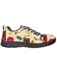 Gnarly Tees Womens Sewing Sneakers