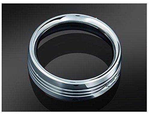 Headlamp Trim Ring (Kuryakyn Chrome 7