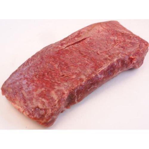 Big City Choice Beef Flat Iron Steak, 8 Ounce -- 20 per case.