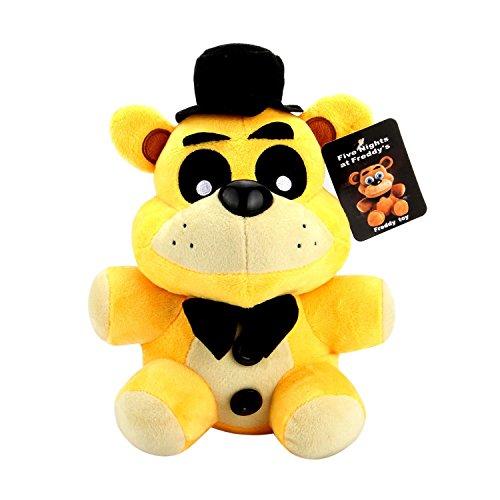 reddy's Golden Bears Dolls Plush Toy For Kids 10 Inch ()