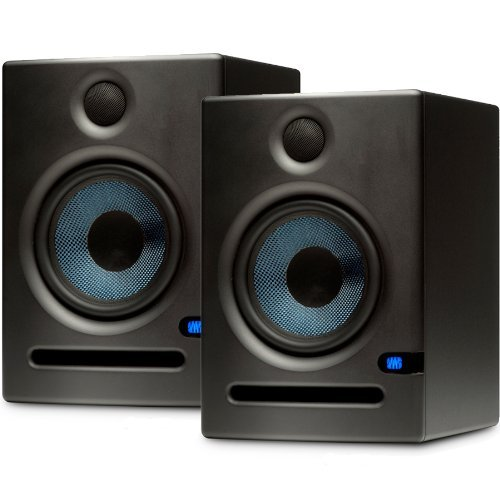 Presonus Eris E5 Pair - Pair of High-Definition 2-way 5.25 inch Near Field Studio (2 Way Near Field Monitor)