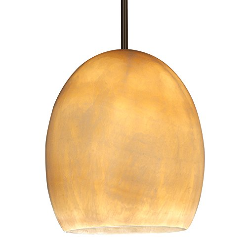 Alabaster Stone Pendant Light