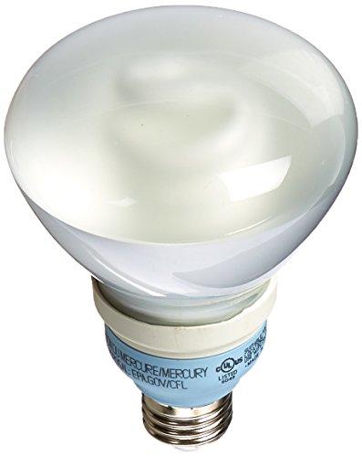 15w Br30 Cfl (g e lighting 61164 GE, FLE15R30/RVL/BX, 15W, Reveal Compact Fluorescent Bulb)