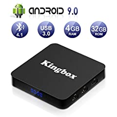 Android TV Box 9.0,