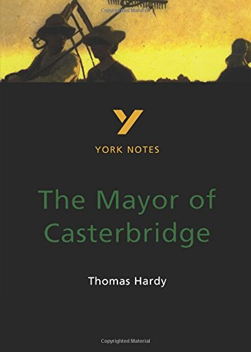 [Read] York Notes on Thomas Hardy's 'Mayor of Casterbridge [W.O.R.D]