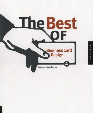The Best of Business Card Design 4