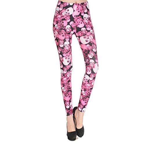 Rouge Yoga Femmes Automne zahuihuiM Pantalons Pantalon Serrs Printemps Leggings Imprim personnalit Mode zrPqzdT