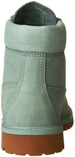 Timberland  Timberland Juniors 6 In Premium Wp Boot Stone Blue A1kq4,  Stivali Unisex - Adulto