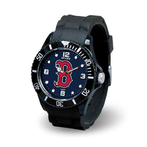 MLB Boston Red Sox Spirit Watch, Black