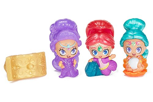 Fisher Price Nickelodeon Shimmer and Shine, Teenie Genies Magic Carpet Ring Pack Series 1 Number 3