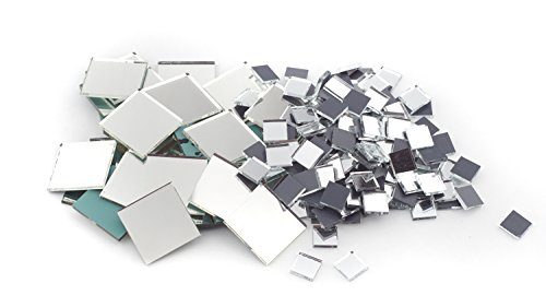 Assorted v2.0 mirror mosaic tiles. 600 (Assorted Mirror Tile)