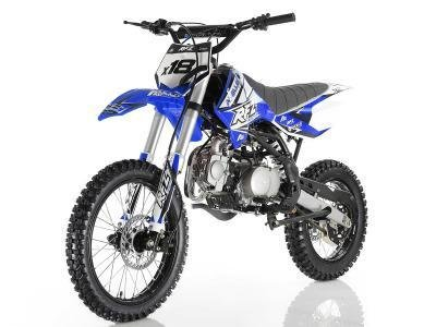 (Apollo DB-X18 125cc Dirt Bike Blue)