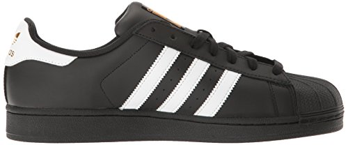 Adidas Superstar Foundation Black White Mens Trainers
