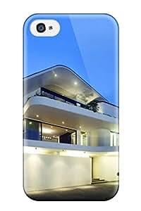 New Arrival Iphone Premium Iphone 4/4s Case Architecture Houses