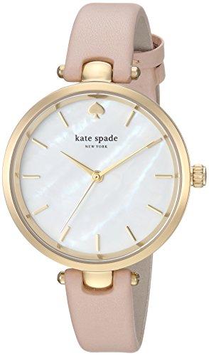 Kate Spade New York Women's KSW1281 Holland Analog Display Japanese Quartz Beige Watch by Kate Spade New York (Image #4)