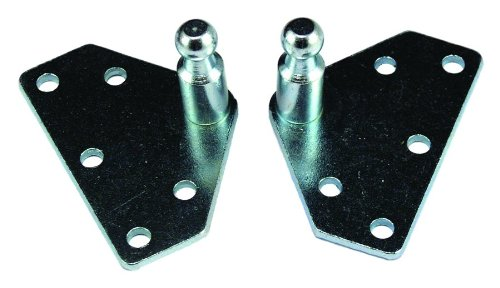 JR Products BR-10336 10mm Flat Gas Spring Mounting Bracket