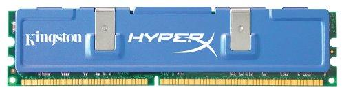 (Kingston KHX2700/512 64MX64 PC2700LL CL2 Hyper X DDR Non-ECC Memory)