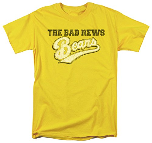 The Bad News Bears - Logo T-Shirt Size L