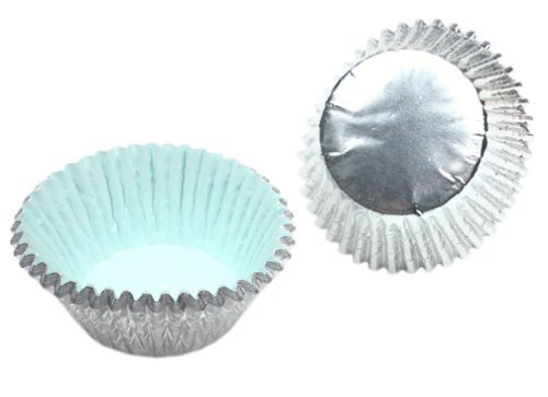 Baking Cups Standard Silver Foil [6 Retail Unit(s) Pack] - 415-207