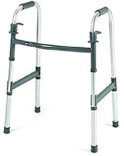 Amazon.com: Invacare – Andador con ruedas Walkers doble ...
