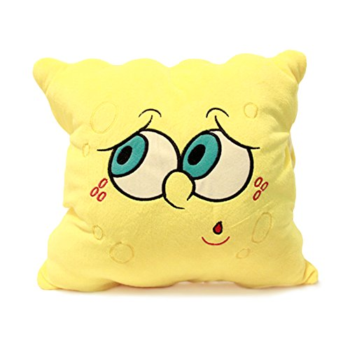 JAMOR Sponge Baby Pillow Plush Toy Cushion Warm Hand Pillow Multifunctional Hand Warmer Pillow (C)
