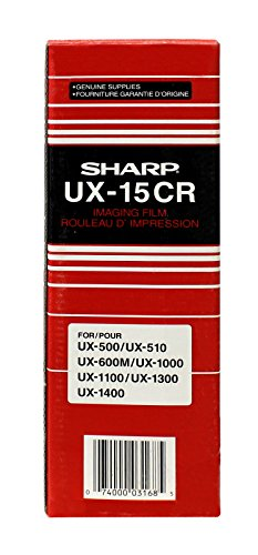 - Sharp Electronics #UX-15CR Thermal Paper for UX-500/510/510A/600M/1000/1100/1300/1400
