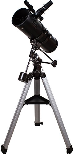 Levenhuk Skyline 120x1000 EQ Newtonian Reflector Telescope for Bright Deep-Sky Objects: Nebulae, Galaxies, Globular Clusters and Faint Stars