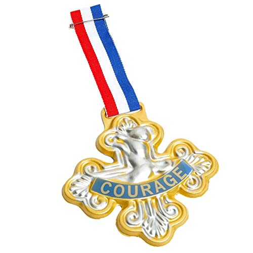 Rubie's Cowardly Lion Badge of Courage]()