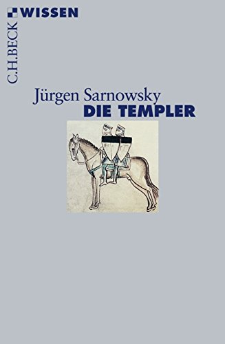 Die Templer (Beck'sche Reihe)