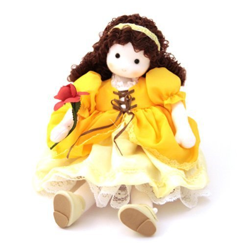 Green Tree Musical Doll - Green Tree Products Belle Musical Doll