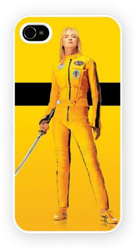 Kill Bill: Volume One, iPhone 4 4S, Etui de téléphone mobile - encre brillant impression