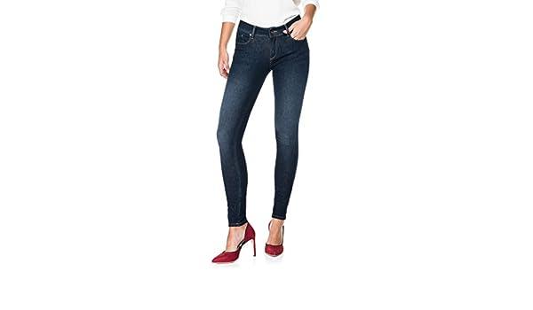 SALSA Pantalones vaqueros superpitillo Push Up Wonder con premium ...