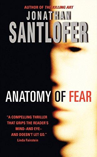Anatomy of Fear (Harper Fiction) - Santlofer, Jonathan
