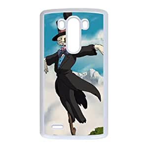 Howl's Moving Castle LG G3 Cell Phone Case White Gzfdg