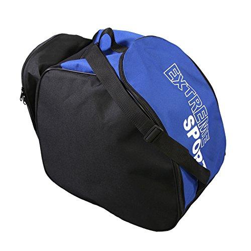 4U-Onlinehandel Skischuhtasche Helmtasche Snowboardschuhe Skischuhe Skisack Tasche Schlittschuhe
