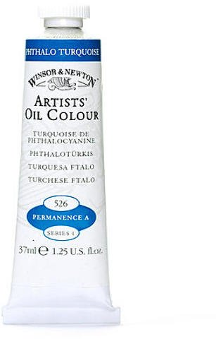 Winsor & Newton Artists' Oil Colours (Phthalo Turquoise) 1 pcs sku# 1875027MA ()